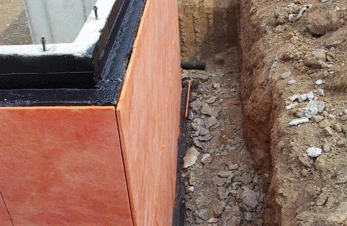 цоколь из кирпича на ленточный фундамент