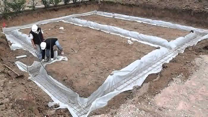 Плитный фундамент как правильно сделать