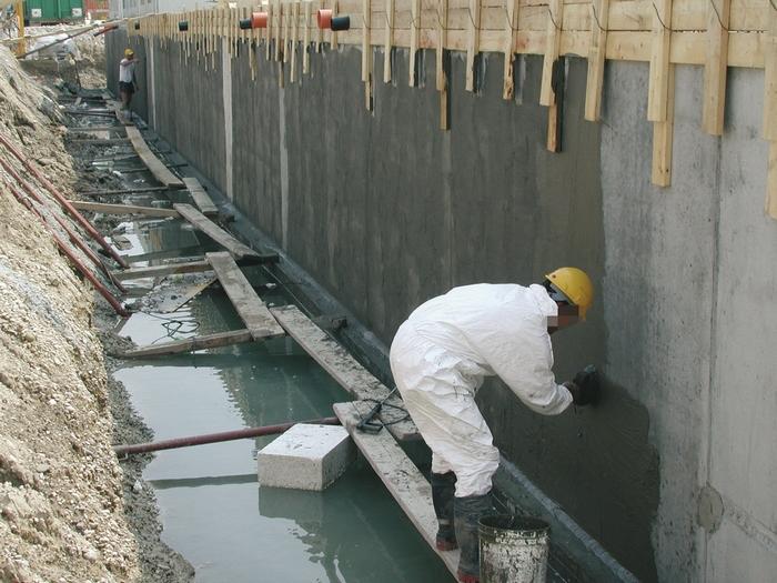 гидроизоляция для фундамента дома