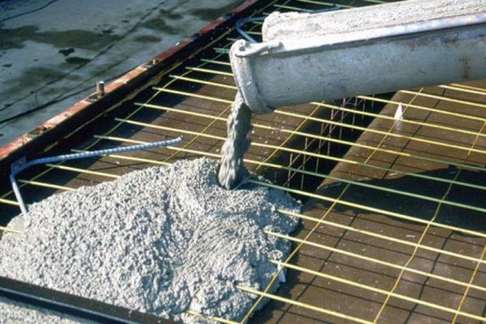 правильная установка арматуры в фундамент бетонной плиты