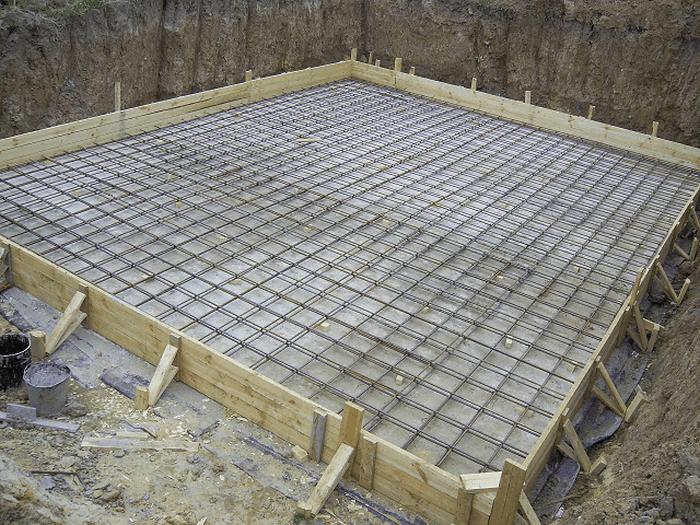 построить фундамент для дома