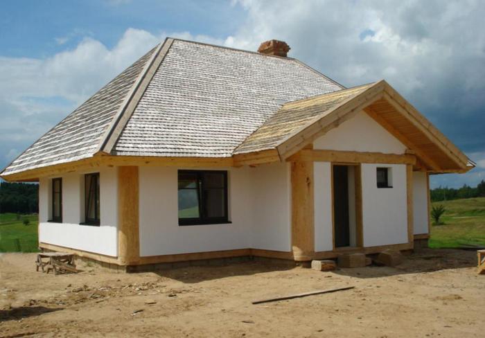Дешевый дом своими руками украина