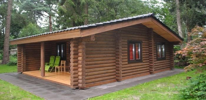 деревянные дома одноэтажные