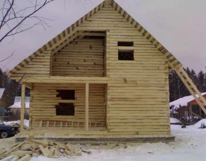 отзывы о деревянных домах