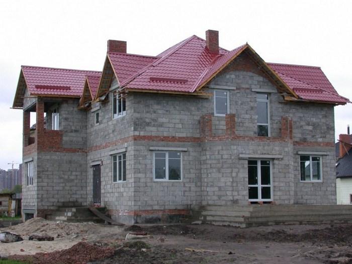 усадка газосиликатных блоков дома