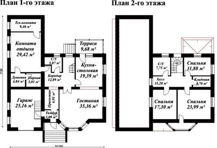 строительство особняков