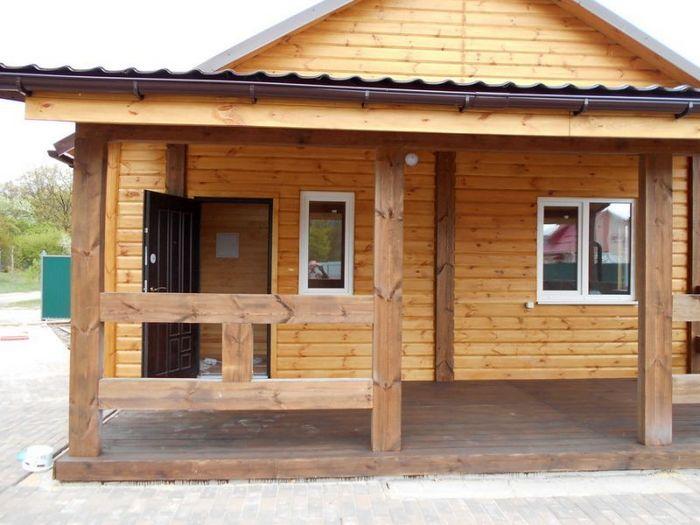 как построить летний домик недорого