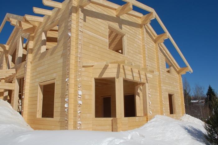 дома из дерева для круглогодичного проживания