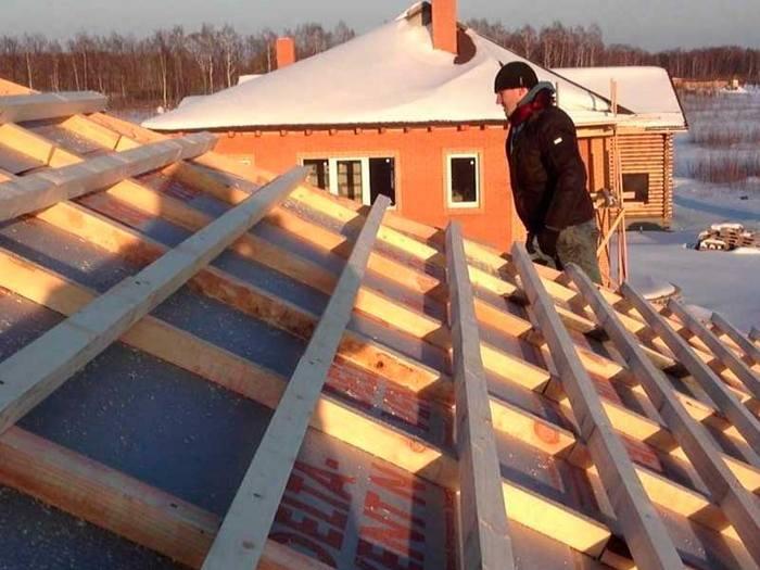 ремонт старого деревянного дома