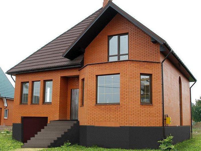 как построить дешево дом своими руками