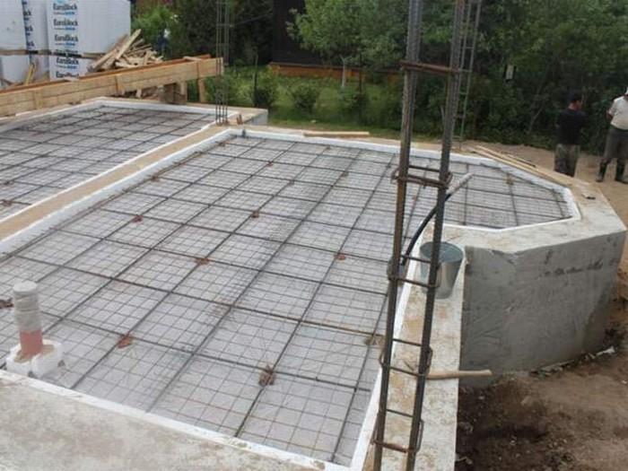 строительство коттеджа из газобетона
