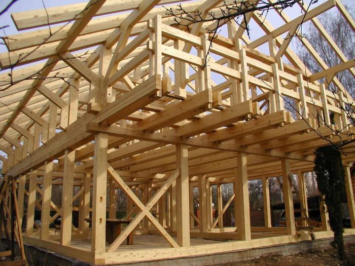 поэтапное строительство каркасного дома