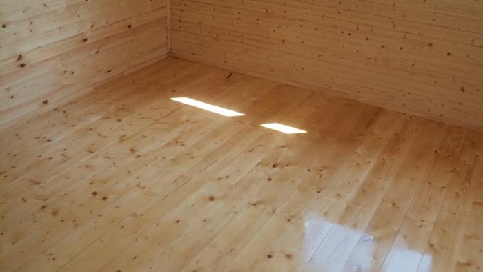 водяной пол в деревянном доме