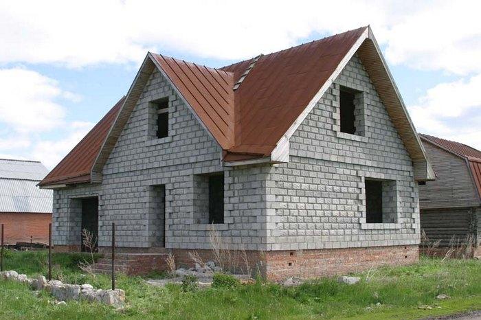построить дом для постоянного проживания
