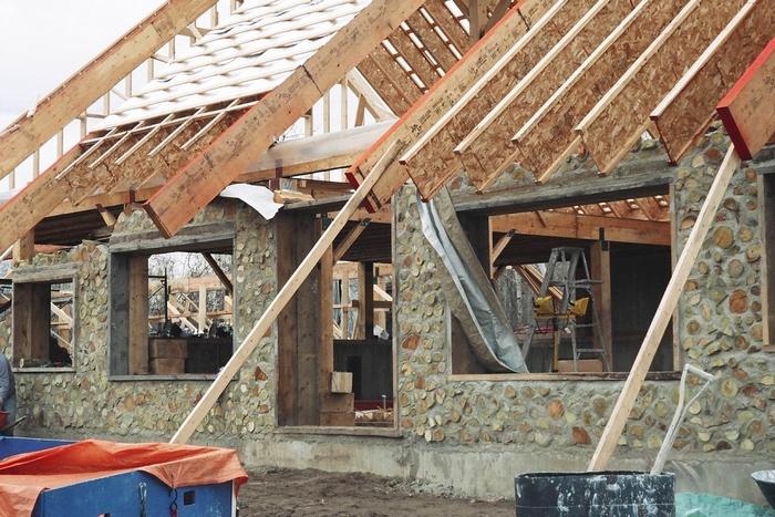экологическое строительство домов