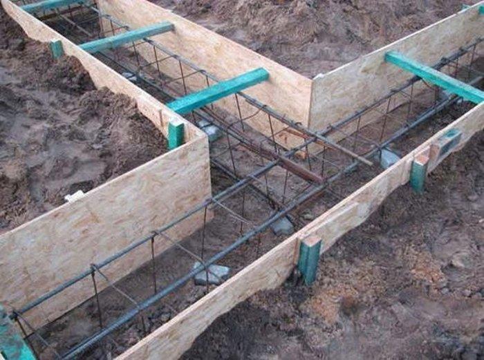 как построить дом монолитный опилкобетон