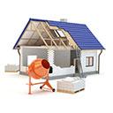 Дома из блоков и монолитное строительство