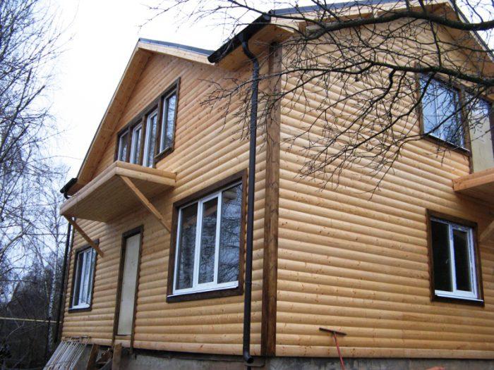 фото уникальных домов из дерева