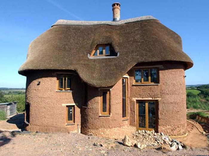 глинобитные дома технология строительства