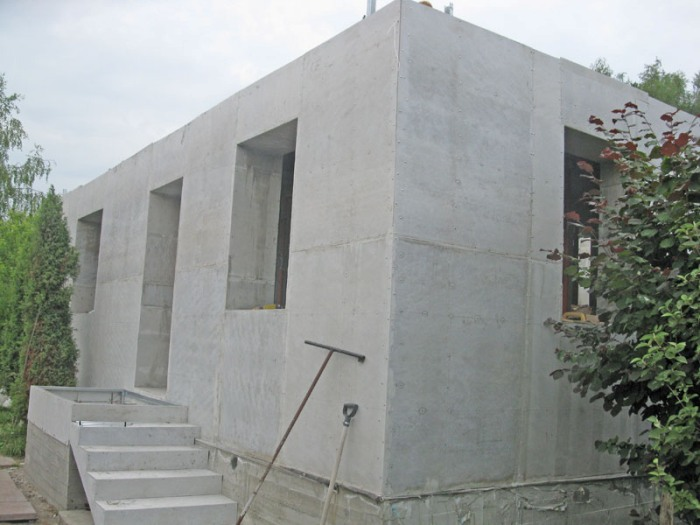 монолитно каркасный дом плюсы и минусы