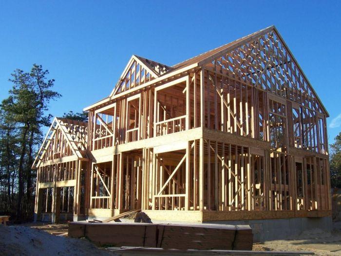 строительные материалы для каркасного дома