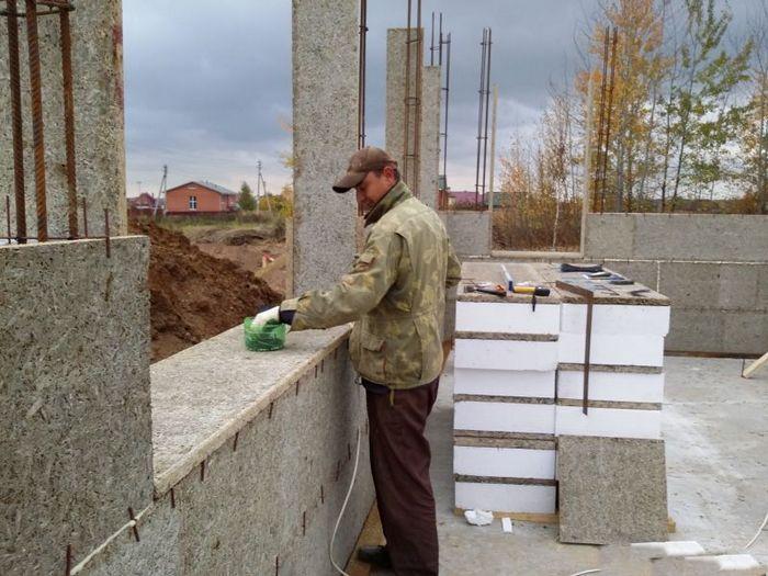 новые материалы для строительства дома
