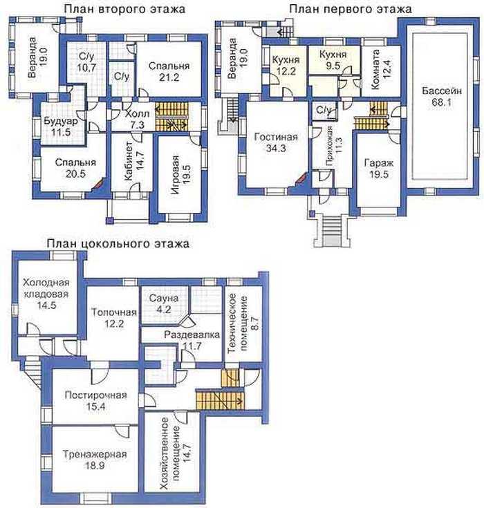 строительство домов частных