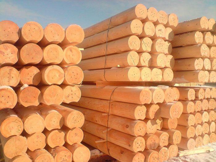 Производство деревянных домов от производителя