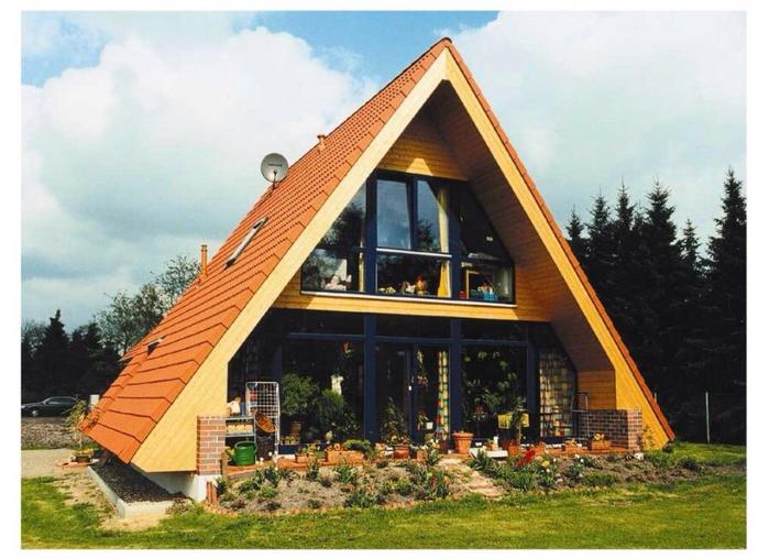 проекты дома шалаша