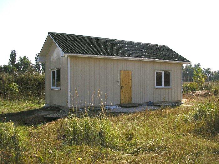 модульный дом для постоянного проживания