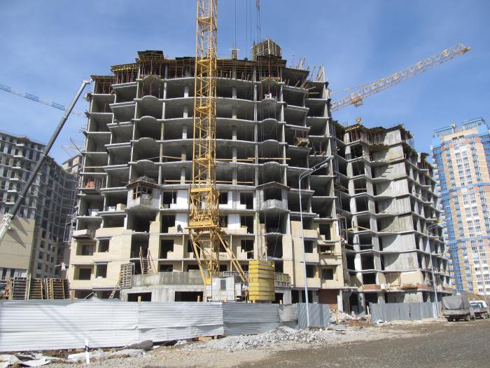 монолитное строительство многоэтажных домов технология