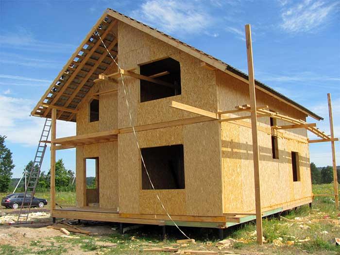 расчет стоимости дома из сип панелей