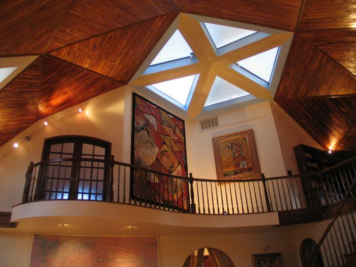 купольный дом фото проектов