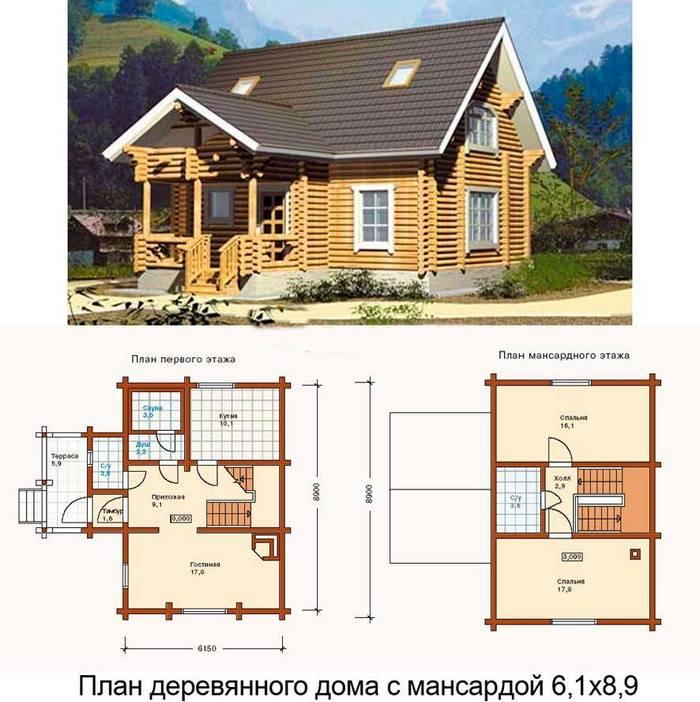 как построить дом в садовом товариществе