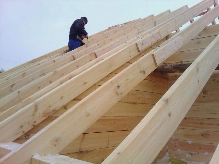 как дом построить из бруса