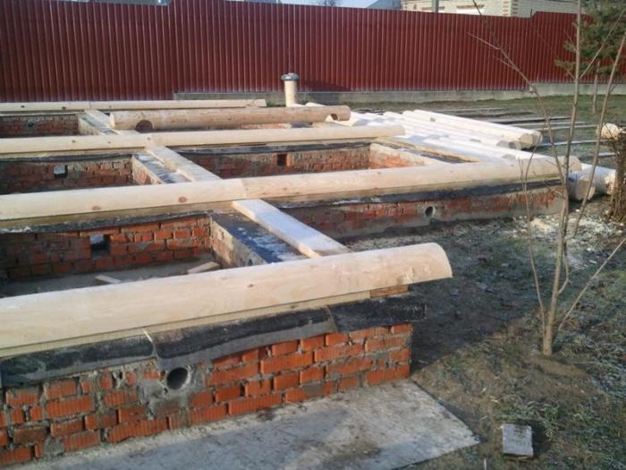 строительство деревянных домов из бревна