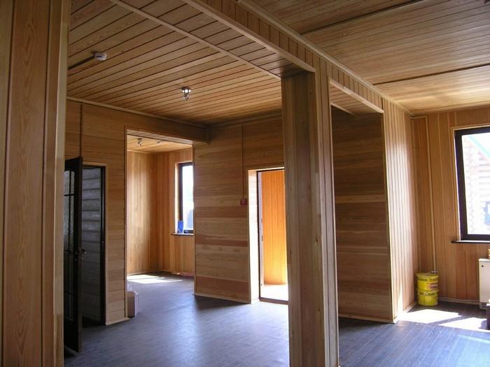 как построить дом каркасный