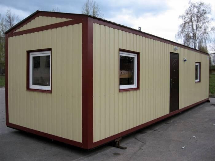 дом ковчег модульные дома
