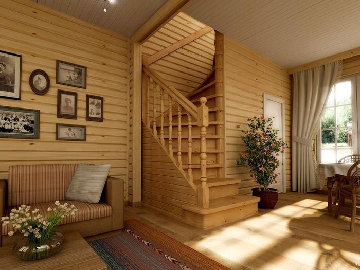 дешево построить дом из бруса