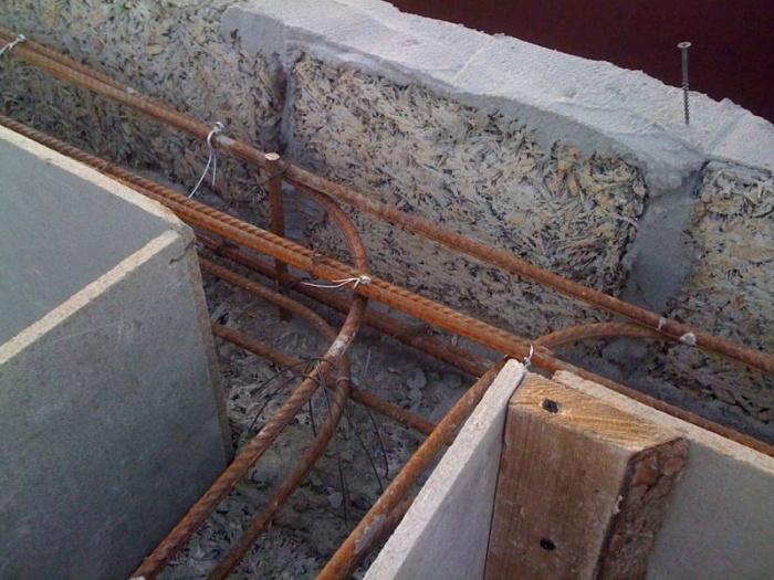 строительство домов из арболита своими руками видео