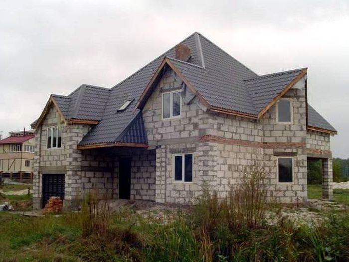 цена постройки дома из металлоконструкций