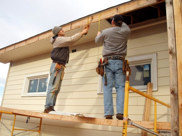 чем отделать дом из пеноблоков снаружи
