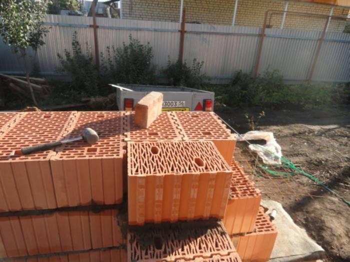 керамические блоки отзывы владельцев домов