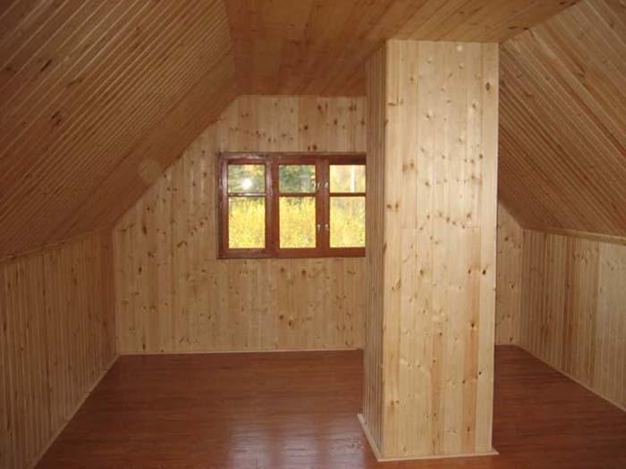 виды отделочных материалов из древесины