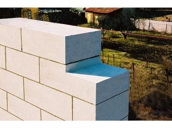 газосиликатные блоки размеры