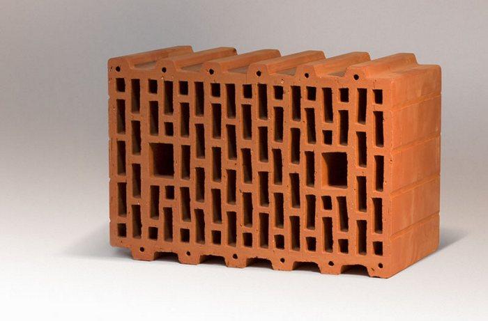 поризованные керамические камни блоки