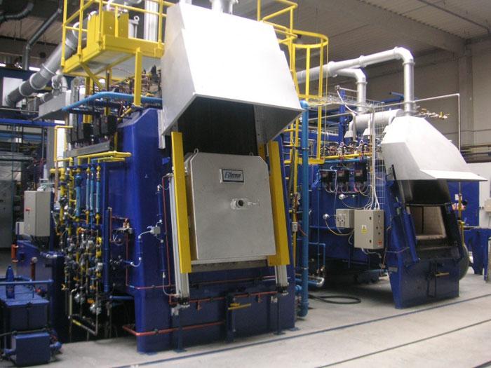 оборудование для производства керамических блоков