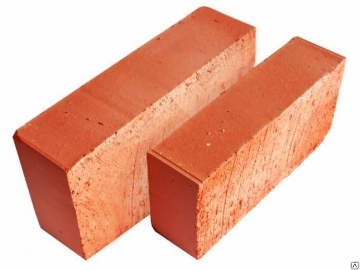 размеры кирпича стандартного красного