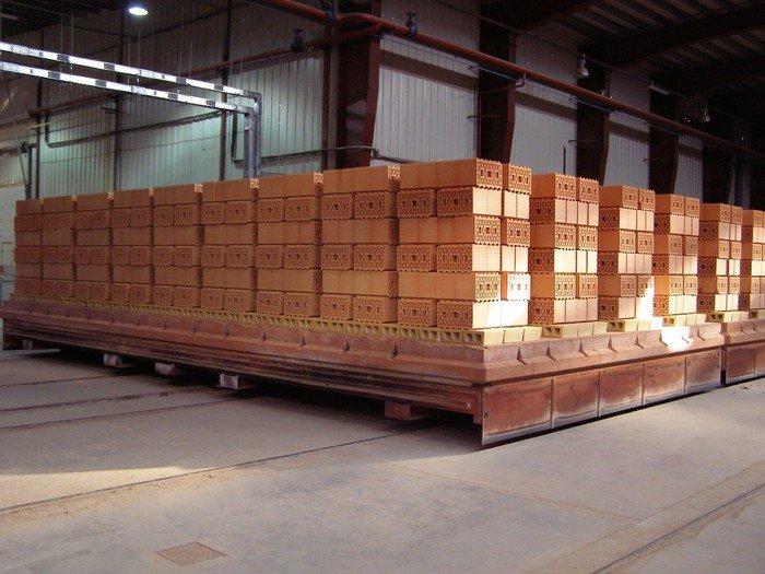 изготовление керамические блоки