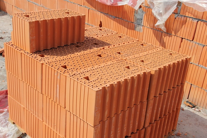 стоимость поризованного керамического блока